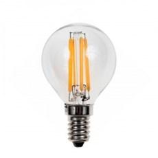 Wiva Wire Led Kogellamp 4W E14 2500K Helder 350 Lumen 10 pieces