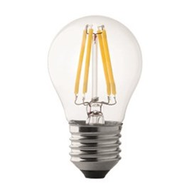 Wiva Wire Led Bulb Lamp 4W E27 2500K Helder 350 Clear 10 pieces