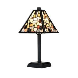 Tiffany Mini Table Lamp Fallingwater