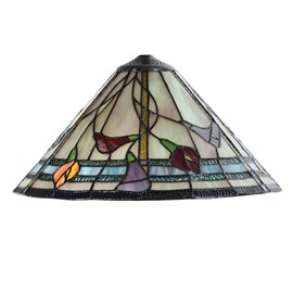 Seperate Glass Lampshade Tiffany Calla