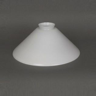voorbeeld van een van onze Glass shade Fit 6 cm