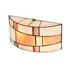 Tiffany Wall Lamp / Ceiling Lamp Roundabout small