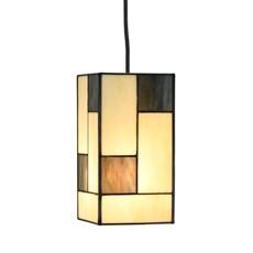 Tiffany Pendant Light Mondriaan small square