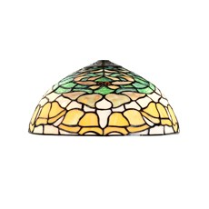 Glass Lampshade Tiffany Campanula