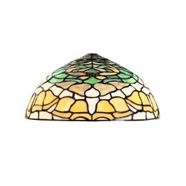 Glass Lampshade Tiffany Campanula