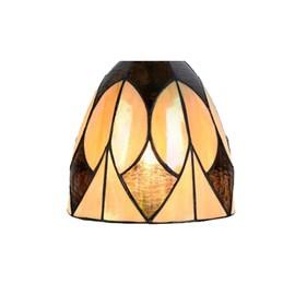 Glass Lampshade Tiffany Parabola small