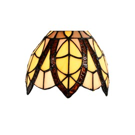 Glass Lampshade Tiffany Flow Souplesse small