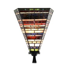 Tiffany Wall Lamp Industrial