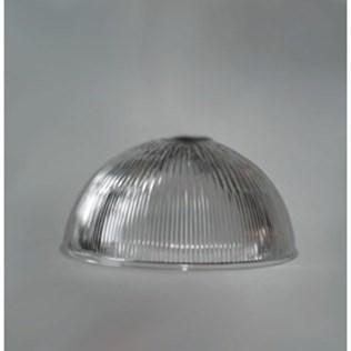 voorbeeld van een van onze Glass shade Fit E-27