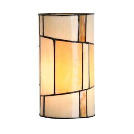 Seperate Glass Lampshade Tiffany Roundabout small