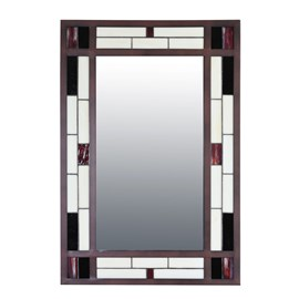 Tiffany Art Deco Mirror