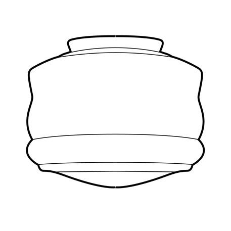 Glass Lampshade Bakery