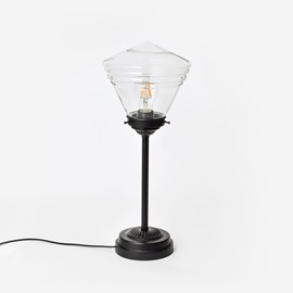 Slim Table Lamp Luxurious School Small Clear Moonlight