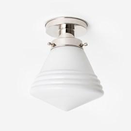 Ceiling Lamp Luxurious School Small 20's Nickel