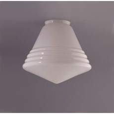 Glass Lampshade School de Luxe Medium