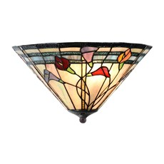 Tiffany Ceiling Lamp Calla