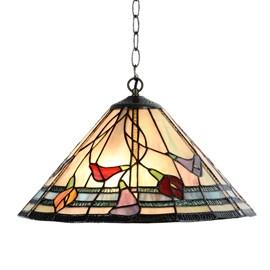 Tiffany Hanging Lamp Calla
