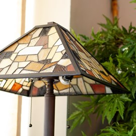 Tiffany Floor Lamp Fallingwater