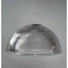 Glass Lampshade Industry 1/2 Globe 380