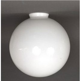 Glass Lampshade Globe 35 Fit 15