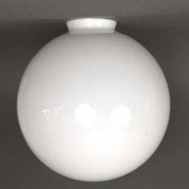 Glass Lampshade Globe 40 Fit 15