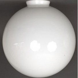 Glass Lampshade Globe 60 Fit 15