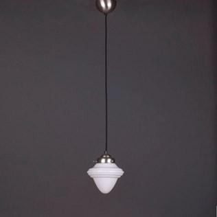 voorbeeld van een van onze Pendant Lamps on Vintage Cord