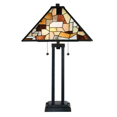 Tiffany Table Lamp Fallingwater