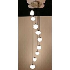 9-Lights Vide Lamp / Chandelier