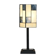 Tiffany Mondriaan Table Lamp