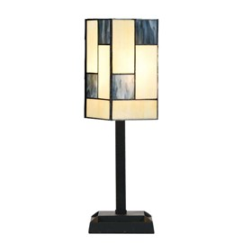 Tiffany Mondriaan Table Lamp