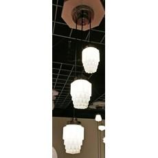 3-Lights Vide Lamp / Chandelier