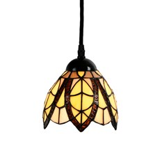 Tiffany Pendant Light Flow Souplesse small
