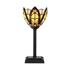 Tiffany Table Lamp Flow Souplesse small