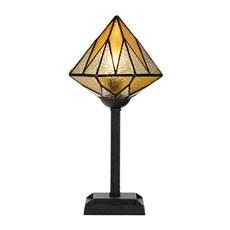 Tiffany Table Lamp Aiko Yellow
