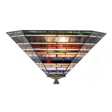 Tiffany Ceiling Lamp Industrial large