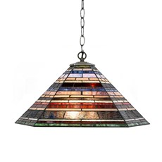 Tiffany Pendant Lamp Industrial large