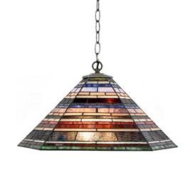 Tiffany Pendant Lamp Industrial large