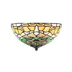 Tiffany Ceiling Lamp Campanula