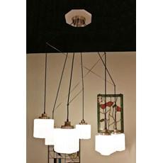 6-Lights Chandelier Modular
