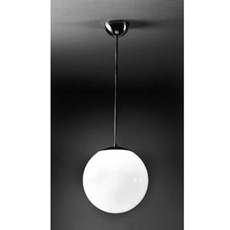 Hanging Lamp Globe Smooth