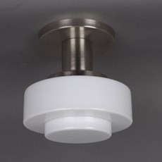Elongated  Ceiling Lamp No. 146