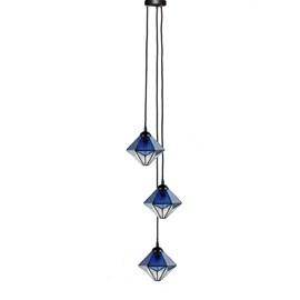 Tiffany Chandelier Akira Blue 3
