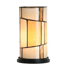 Tiffany Candle Lamp Roundabout