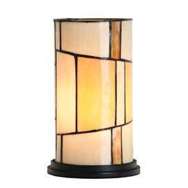 Tiffany Candle Lamp Roundabout