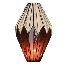 Seperate Glass Lampshade Tiffany Origami