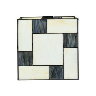 voorbeeld van een van onze Mondriaan Kubus