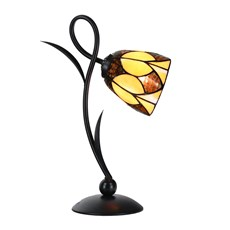 Tiffany Table Lamp Lovely Parabola small