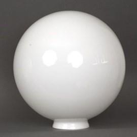Glass Lampshade Globe 450 Opal