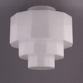 Glass Lampshade Decagon